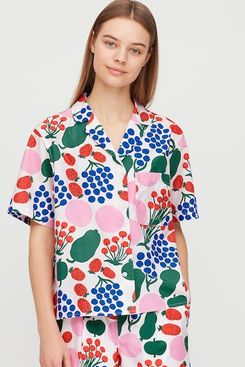 Marimekko Washed Cotton Shirt