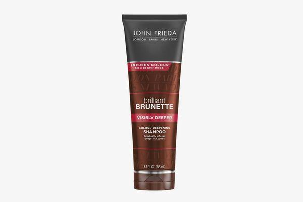 John Frieda Brilliant Brunette Visibly Deeper Colour Deepening Shampoo