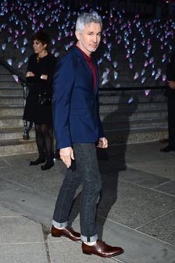 Director Baz Luhrmann attends Vanity Fair Party for the 2013 Tribeca Film Festival on April 16, 2013 in New York City.