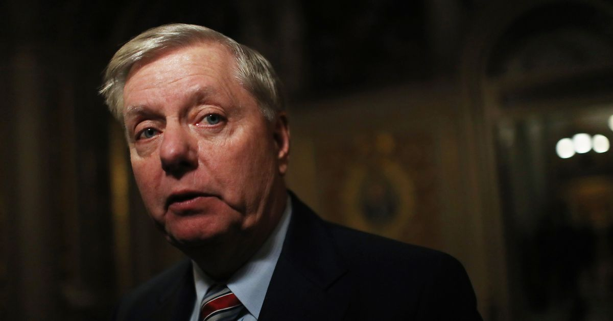 Lindsey Graham Implicates William Barr in Massive Scandal, on Live Television