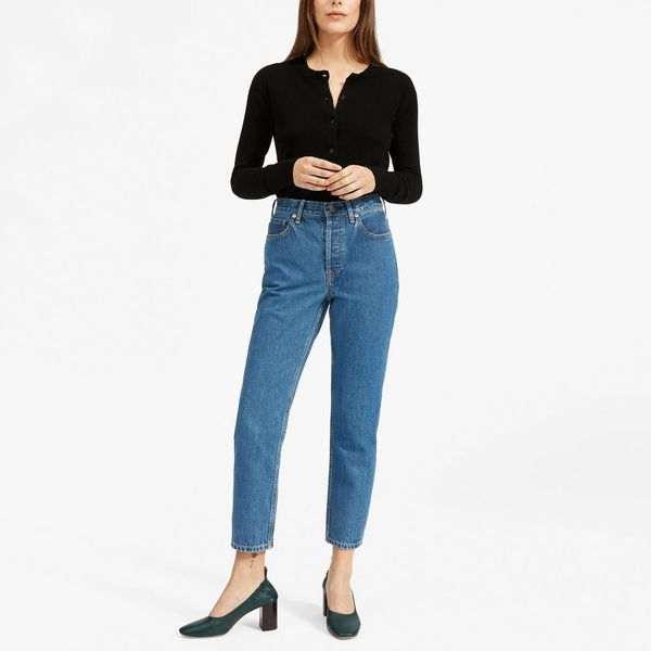 Everlane '90s Cheeky Straight Jean