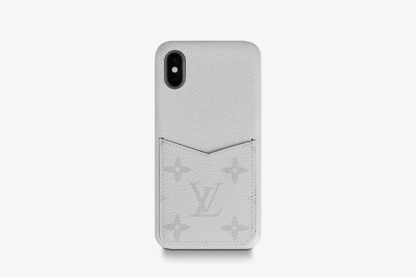 iPhone Bumper XS in Blanc