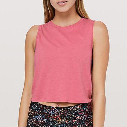 Lululemon Turn & Twist Tank