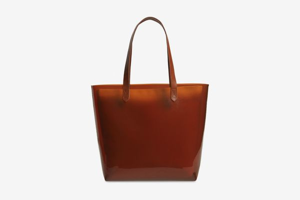 Madewell The Medium Transport Tote: Crystalline Edition