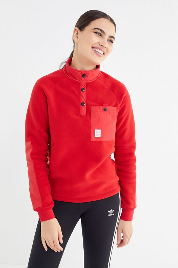 Topo Designs Mountain Fleece Jacket