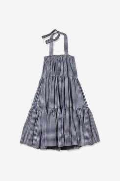 Batsheva Amy Convertible Tiered Dress