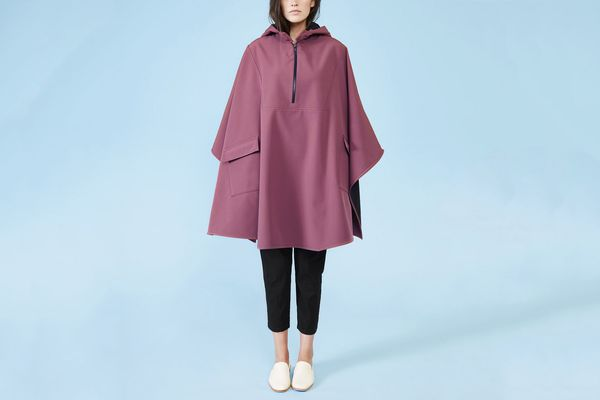 Dagg & Stacey Wells Poncho