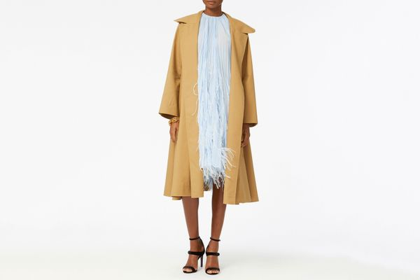Cotton Twill Coat