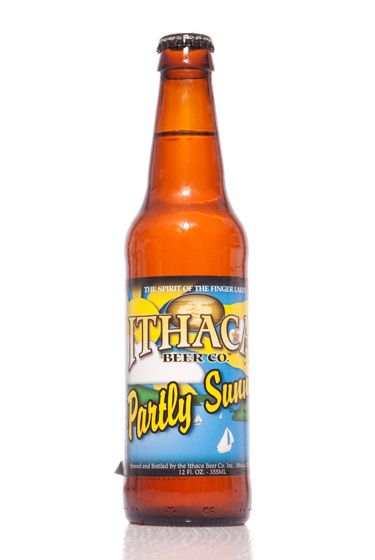 "Ithaca Beer Company (New York)<br>$2.95 for 12 oz. <br><strong>Type:</strong> Witbier<br><strong>Tasting notes:</strong> ""A creamy and mildly spiced Belgian-style Witbier. In addition to the traditional spices — coriander and orange peel — Ithaca adds a bit of lemon peel to up the citrus ante."" <br>—Matt Barclay, cellar manager, Bierkraft<br>   <br>"