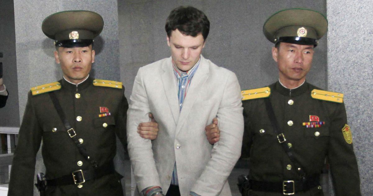 UVA Student Detained in North Korea Has Died