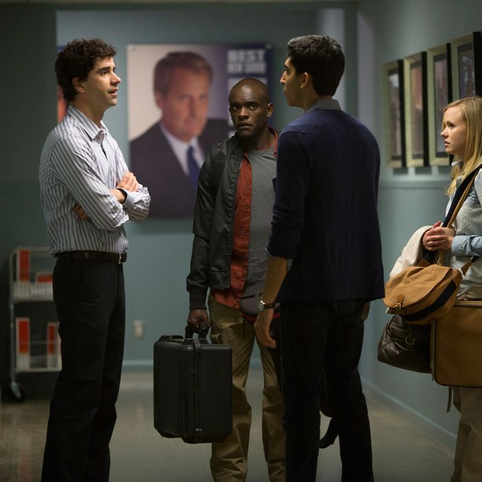 The Newsroom Series Finale Recap: Fitting Ending for a