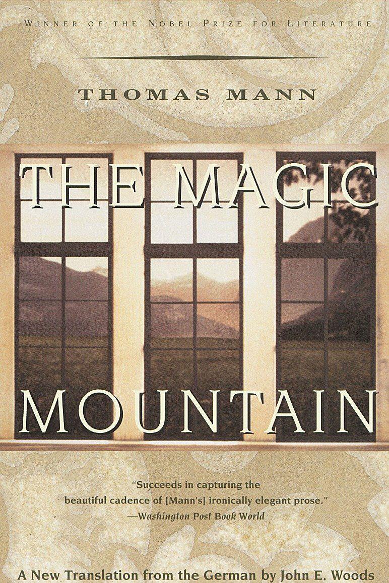 The Magic Mountainby Thomas Mann