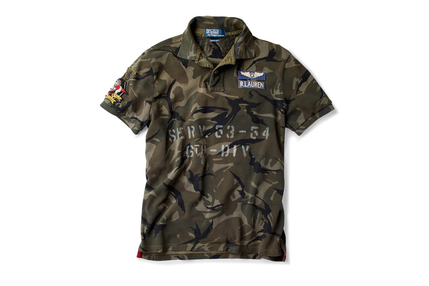 The Military Polo Shirt