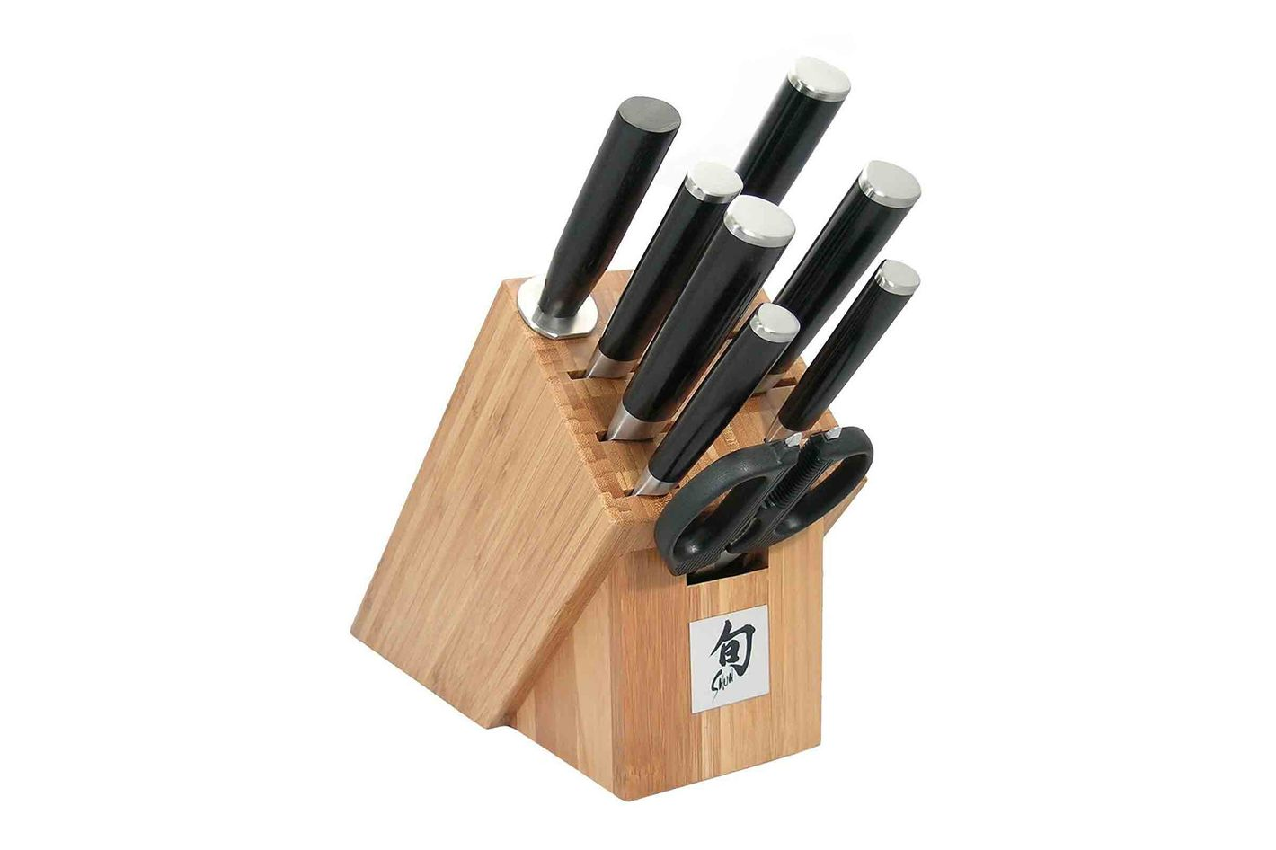 Shun 9-Piece Knife Block Set