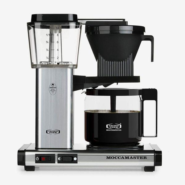 Technivorm Moccamaster Coffee Brewer, 40-Ounce