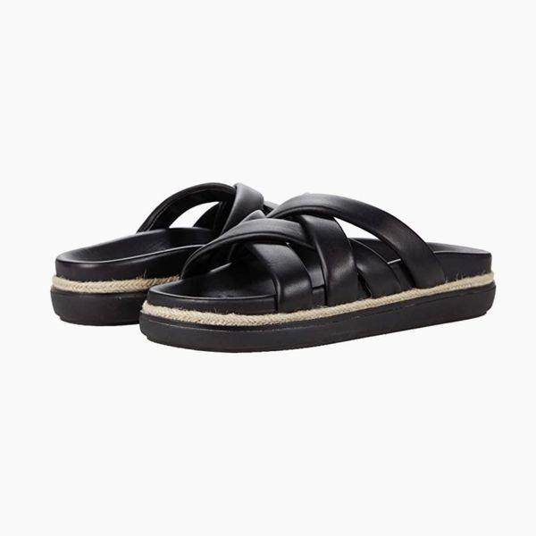 Vince Camuto Women's Chavelle Platform Slide Sandal