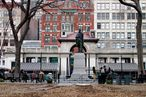 Plans for Union Square Park Restaurant Resume