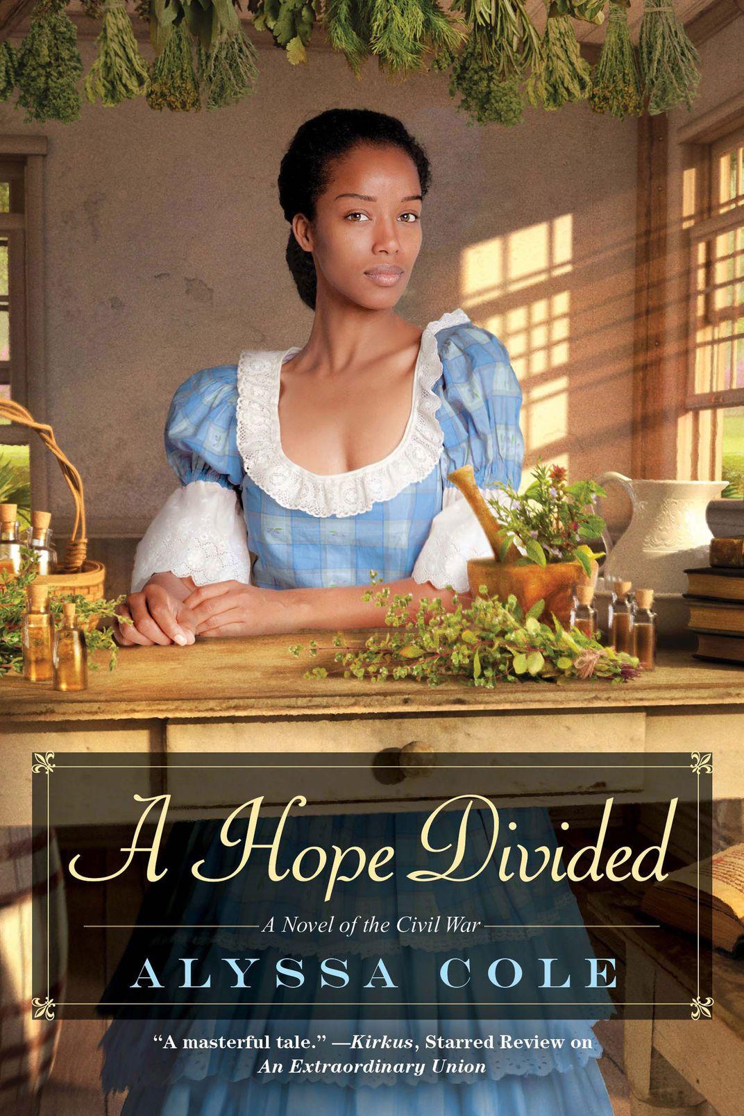 <em>A Hope Divided</em> by Alyssa Cole