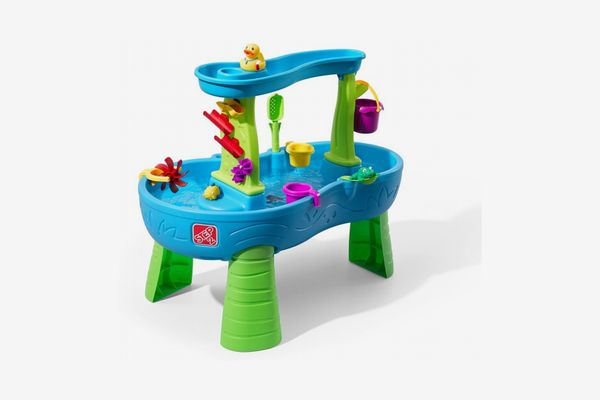 Step2 Rain Showers Splash Pond Water Table Playset