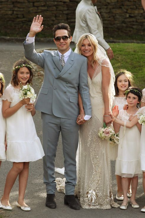 Kate Moss and jamie Hince ties a knot in a cotswolds UK <P> Pictured: Kate Moss Jamie Hince   <B>Ref: SPL293826  010711  </B><BR/> Picture by: Splash News<BR/> </P><P> <B>Splash News and Pictures</B><BR/> Los Angeles:310-821-2666<BR/> New York:212-619-2666<BR/> London:870-934-2666<BR/> photodesk@splashnews.com<BR/> </P>