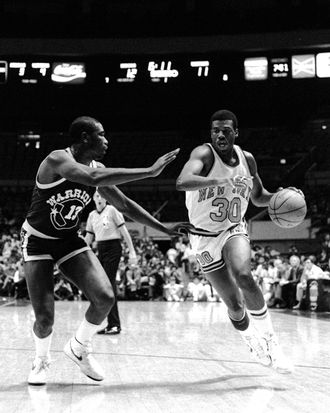 New York Knicks' Bernard King