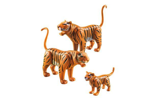 PLAYMOBIL Tiger Family