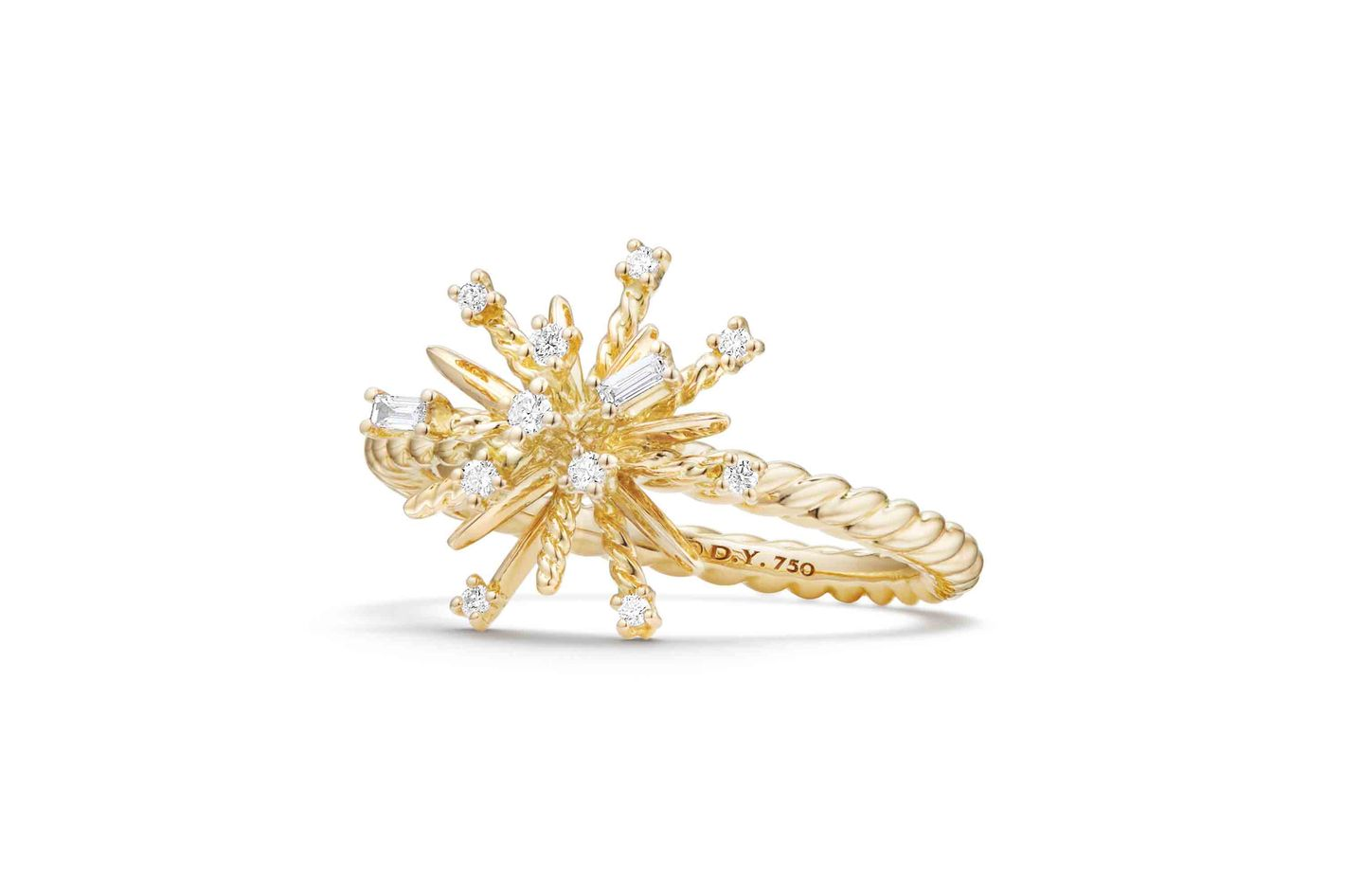 David Yurman Supernova Ring