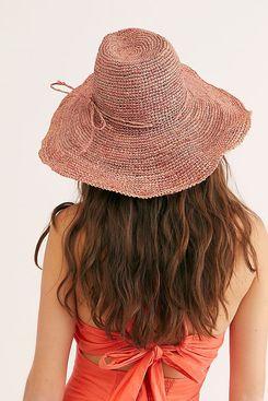 Free People Marley Straw Hat