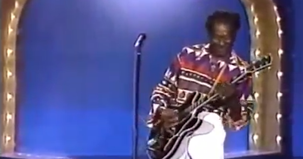 These 5 Famous Movie Scenes Would Be Completely Different Without Chuck Berry