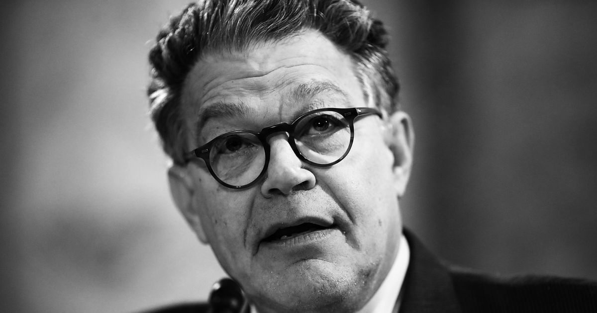 Another Woman Says Al Franken Groped Her