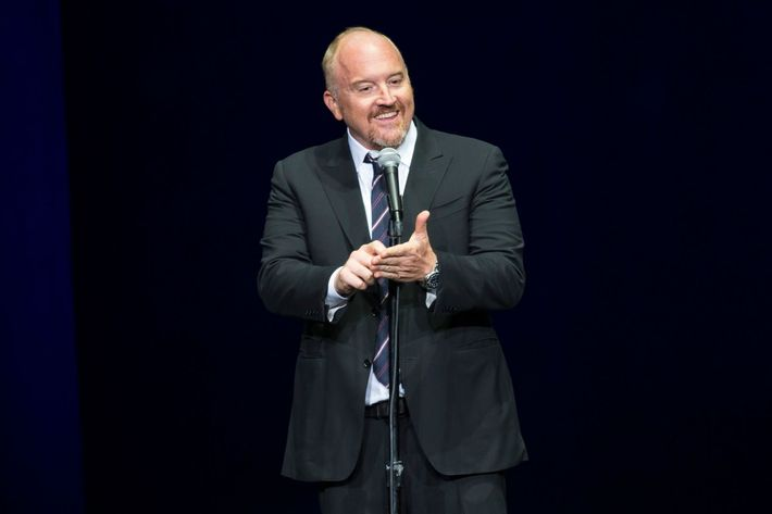 Louis CK at Madison Square Garden