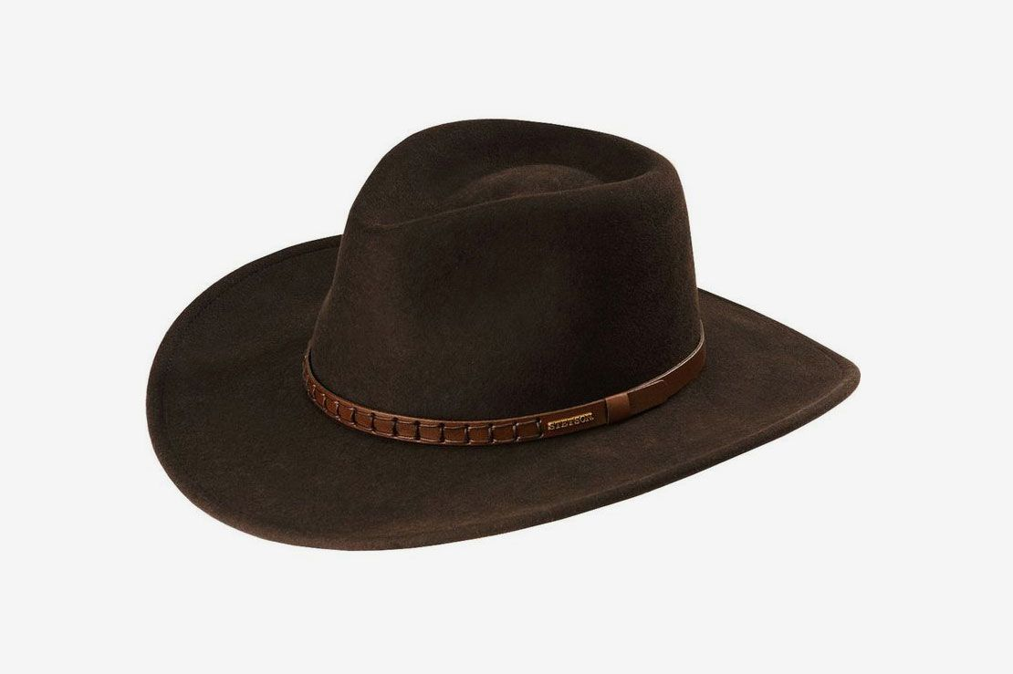Stetson Sturgis Crushable Wool Hat