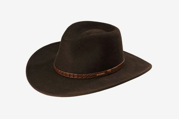 Stetson Sturgis Crushable Wool Hat