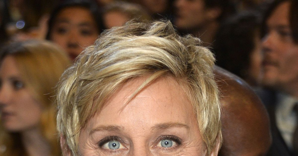 Ellen DeGeneres Gleefully Mom-Dances Into Design -- The Cut