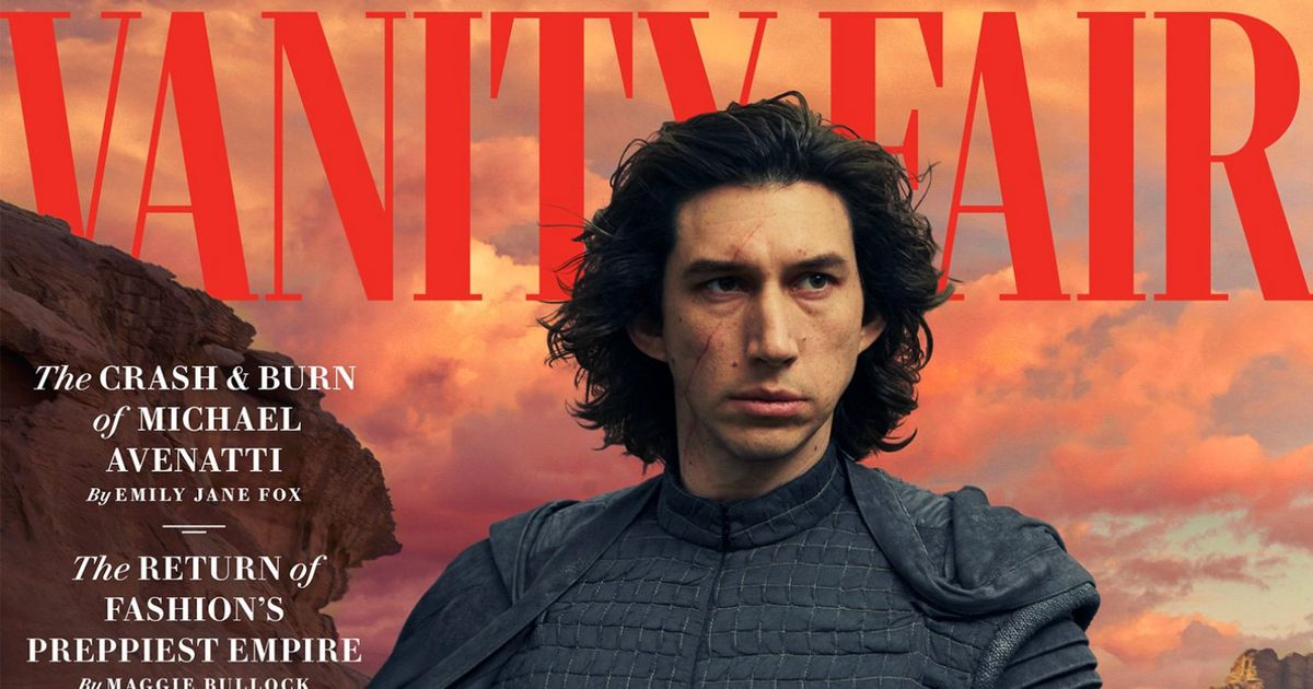 Adam Driver Is Once Again the Biggest Boy