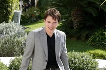 Scottish actor John Barrowman poses on April 5, 2011 in Cannes