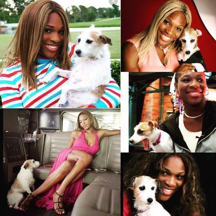 Serena and Jackie