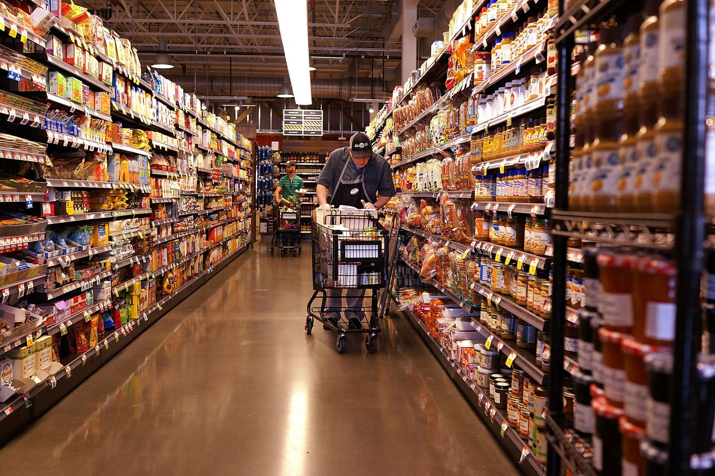 Large Cap Grocery Stores: The Kroger Co. (NYSE:KR)