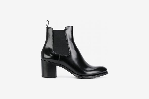 Church's Chunky Heel Chelsea Boots