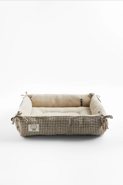 Zara Pet Collection Gingham Bed