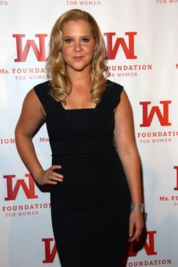 NEW YORK, NY - MAY 01:  Amy Schumer attends the Ms. Foundation Women Of Vision Gala 2014 on May 1, 2014 in New York City.  (Photo by Astrid Stawiarz/Getty Images for Ms. Foundation For Women)