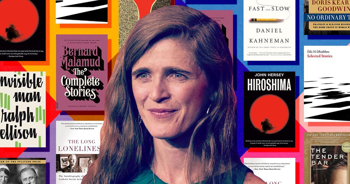 Samantha Power's 10 Favorite Books