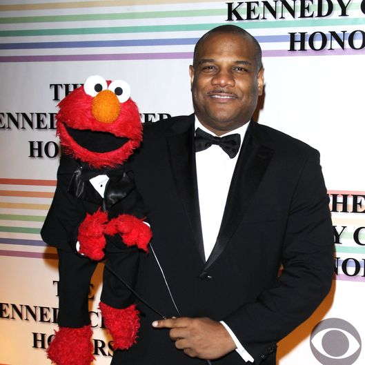 Kevin Clash arrives at the 34th Kennedy Center Honors held at the Kennedy Center Hall of States on December 4, 2011 in Washington, DC.