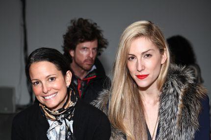 NEW YORK, NY - FEBRUARY 12: Harper's Bazaar fashion news / features ...