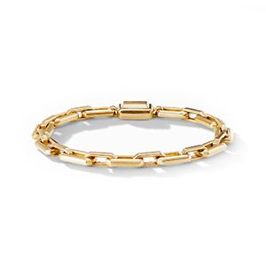 Novella Chain Bracelet in 18K Yellow Gold