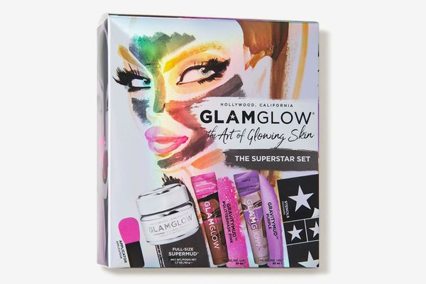 GlamGlow The Art of Glowing Skin - Superstar Set (5 piece)