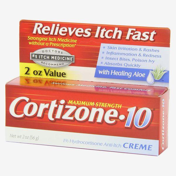 Cortizone-10 Max-Strength Cortizone-10 Creme, Two-Ounce Box
