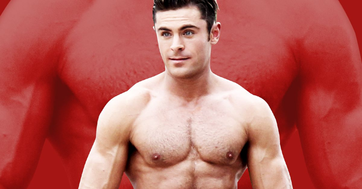 ff4a4a9c93 Zac Efron's Muscles Are Way Too Much