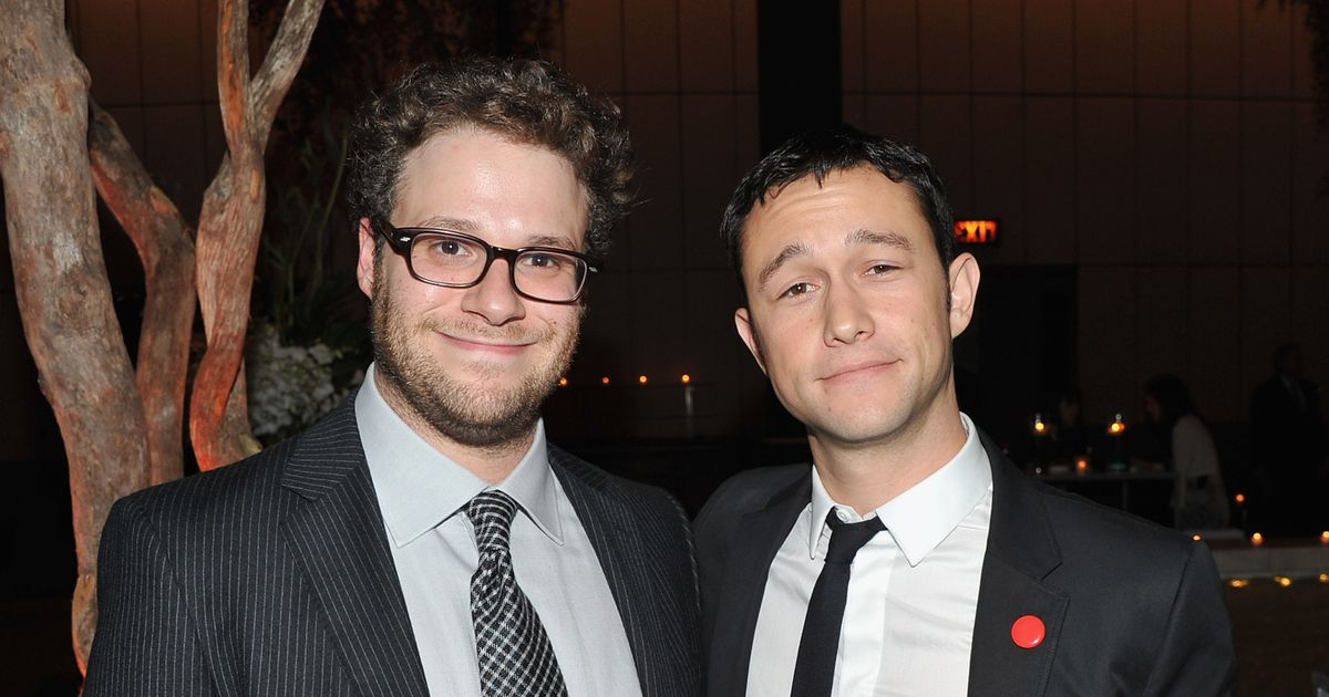 JGL and Seth Rogen Make a Christmas Movie -- Vulture