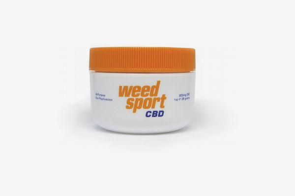 Weed Sport CBD Muscle Rub